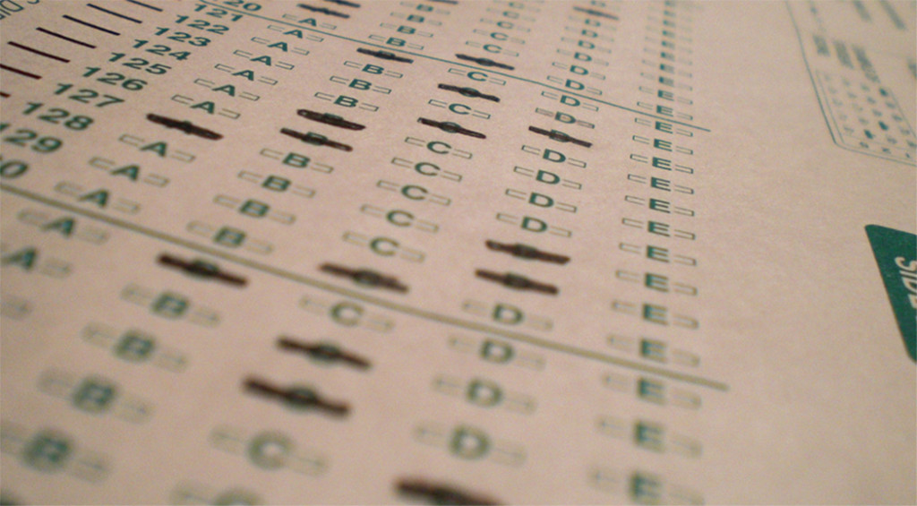 Standardisierte Tests in der Schule?
