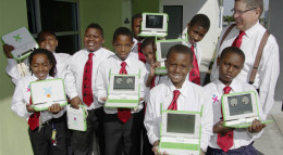 11. One Laptop der Child