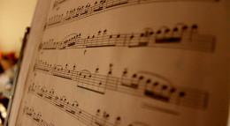 17. Musiknoten