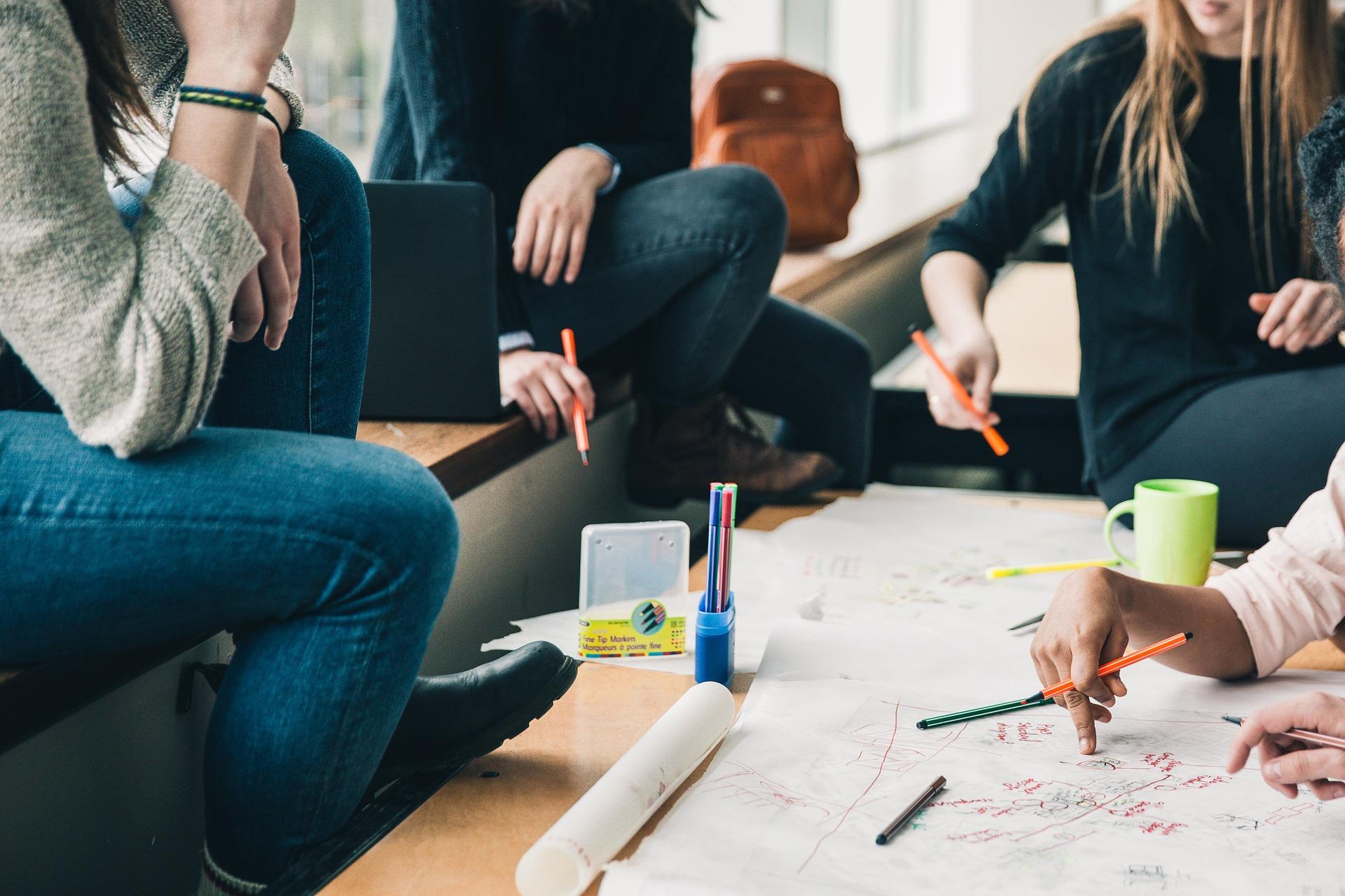 Gruppenarbeit leicht gemacht – 4 Methoden für den Unterricht