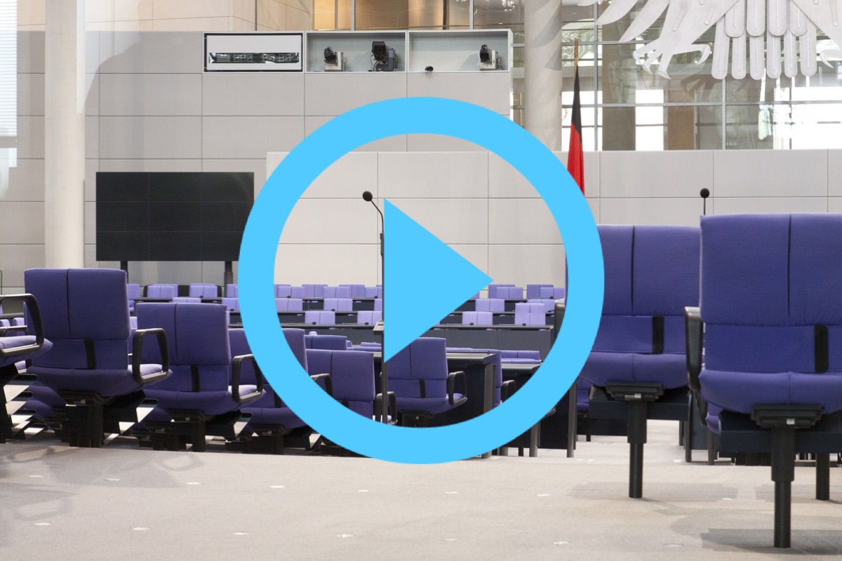 """Bundestagswahl 2017 Unterrichtsmaterial: Video """"Besonderheiten des deutschen Wahlrechts"""""""
