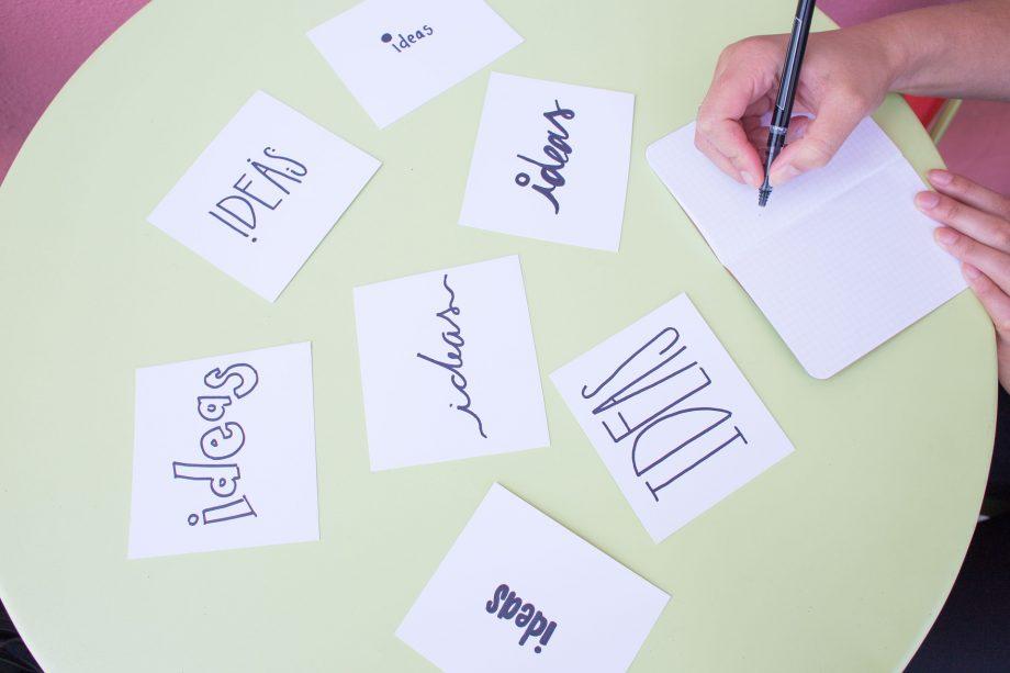 Brainstorming und Co.: Methoden für das Entwickeln von Ideen im Unterricht