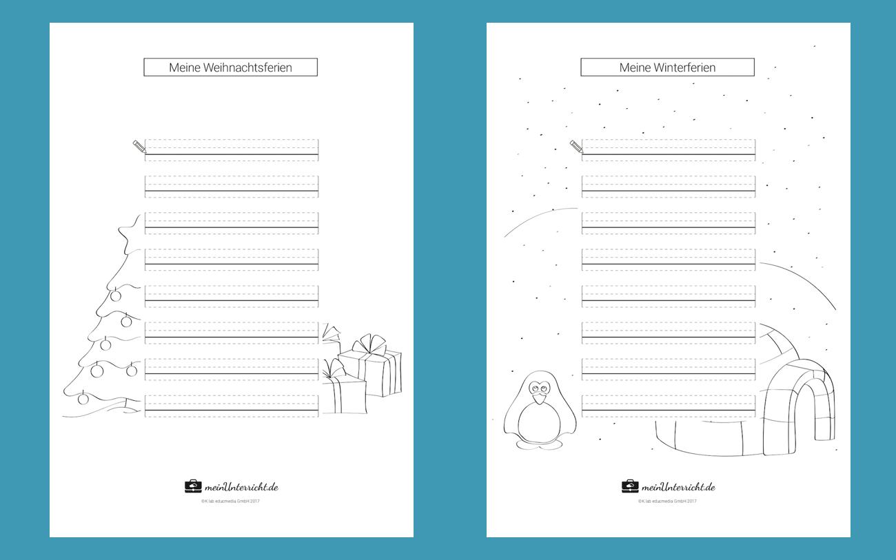 Lastminute-Ideen für den Adventskalender in der Schule ...