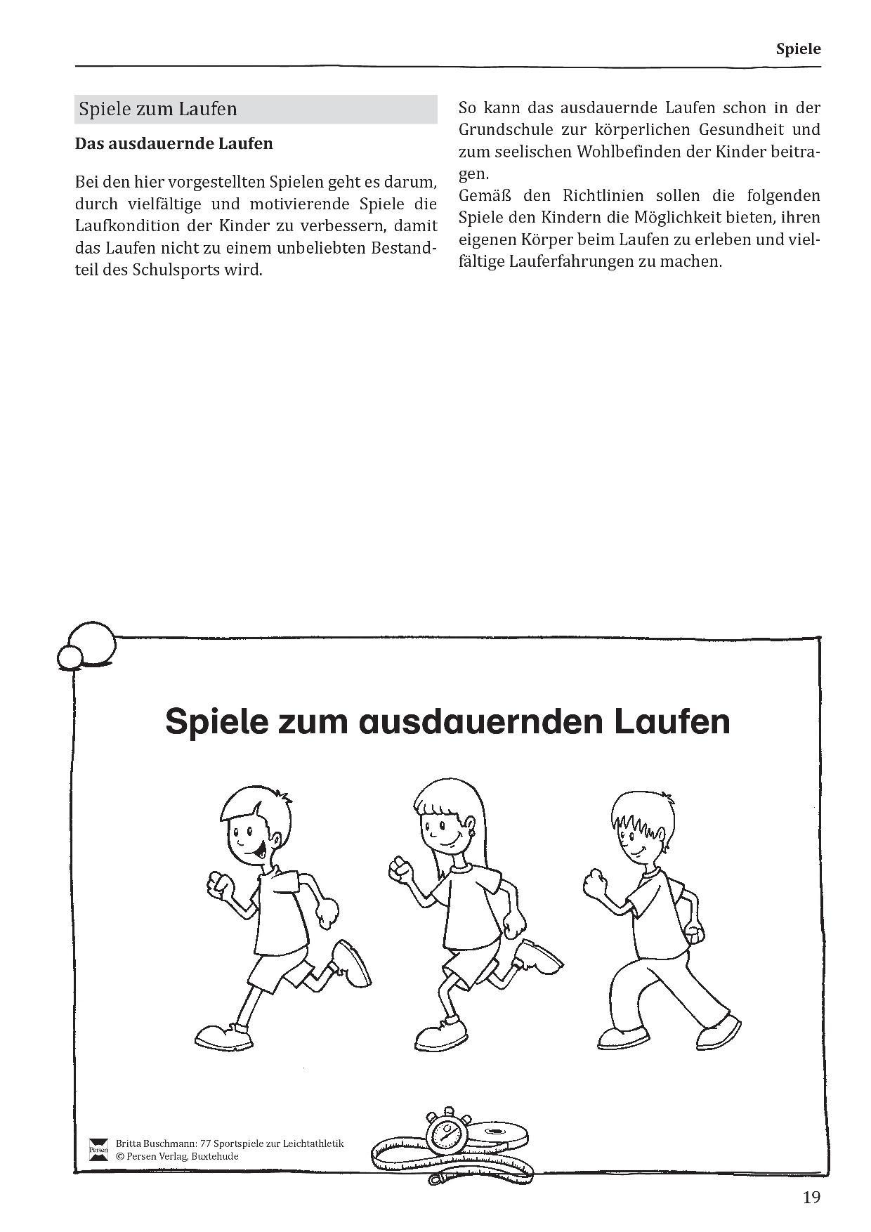 Sport_Laufen_ Spiele zum ausdauernden Laufen
