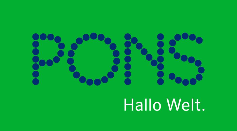 Logo: PONS