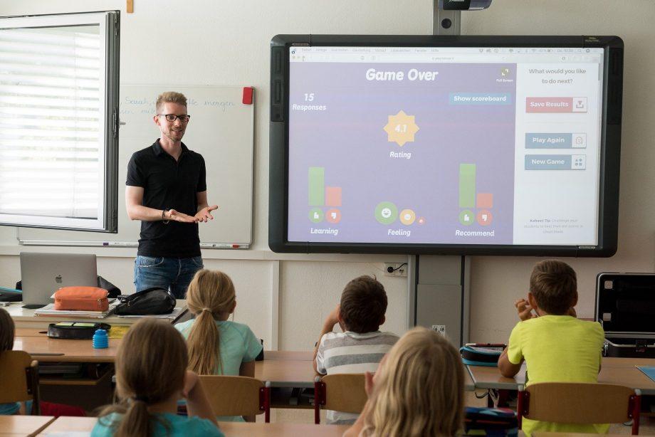 Körpersprache im Unterricht – Blogpost mit Materialien für den Unterricht