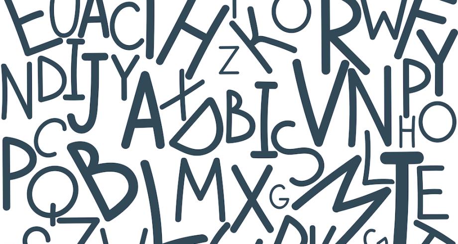 So ein Buchstabensalat kann ganz schön verwirren – Unser Unterrichtsmaterial verschafft neuen Durchblick