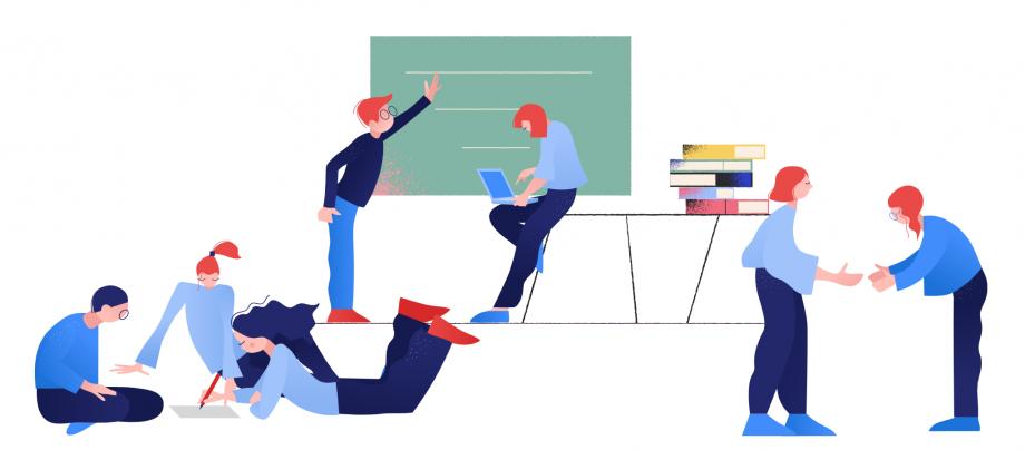 Gruppenarbeit fördert Kreativität und vieles mehr. Du solltest also wissen, wie man sie im Unterricht richtig einsetzt.