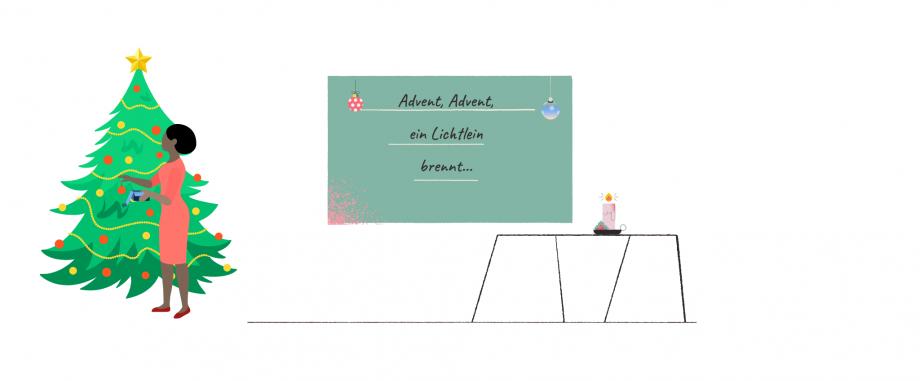 Adventskalender & Co. – Kreative Unterrichtsideen für die Weihnachtszeit