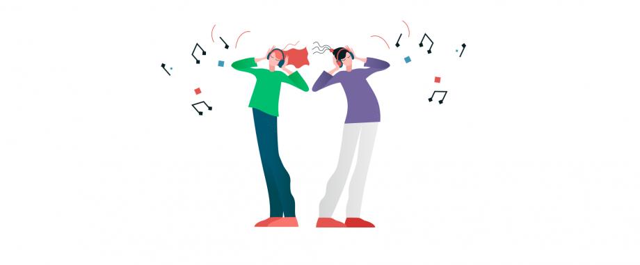 Lärm im Klassenzimmer reduzieren