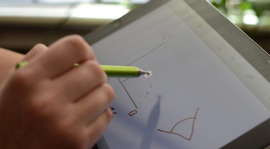 Das Tablet als Lehrerwerkzeug