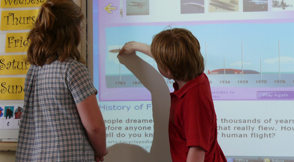 Chancenreporter: Das Digitale Klassenzimmer