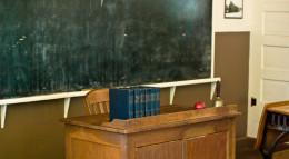 44. Freier Lehrertisch