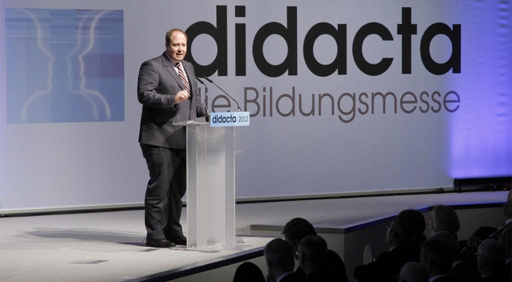 Auf den Lehrer kommt es an: meinUnterricht.de auf der Didacta 2012