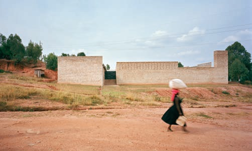 Ausbildungszentrum Nyanza, Ruanda © Florian Holzherr