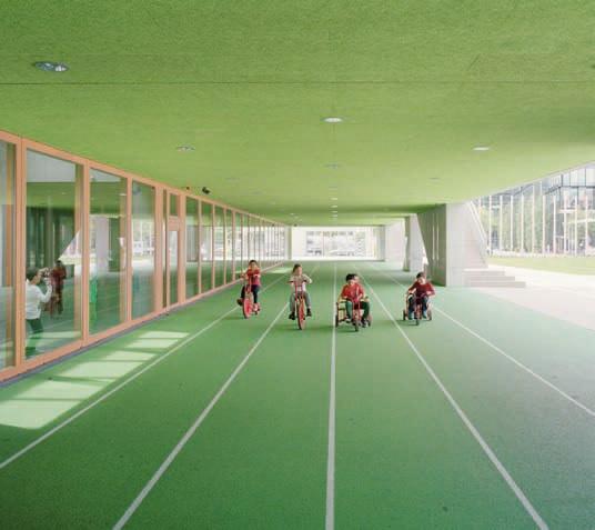Grundschule am Arnulfpark, München © The Pk Odessa Co